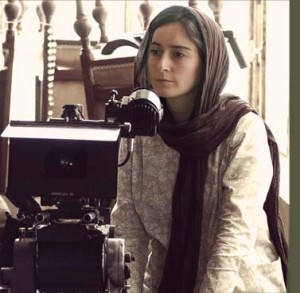 Soheila Golestani- TWO- Director Still