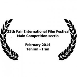 33th Fajr International Film Festival in the Main Competition Section . February 2015 Tehran -Iran