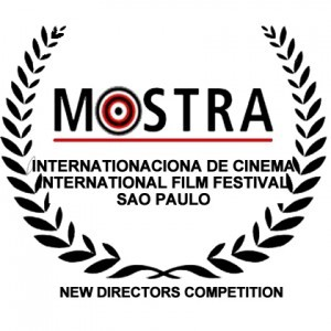 40th São Paulo International Film Festival From October 20th to the November 2nd in the New Directors Competition section.