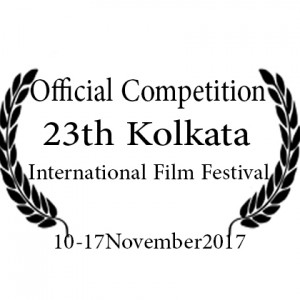 •	23th Kolkata International Film Festival – 1-17 November 2017