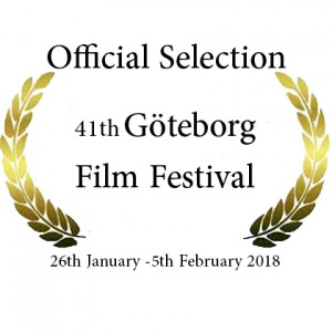 41th Göteborg Film Festival​ ​ 26th January- 5th February 2018