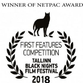 22nd edition of Black Nights Film Festival  from 16th of November to 2nd of December 2018 in Estonian cities of Tallinn and Tartu.
