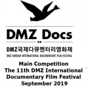 11.	The 11th DMZ International Documentary Film Festival (September 20-27, 2019)
