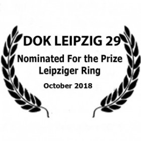 DOK LEIPZIG 29  61ST INTERNATIONAL  LEIPZIG FESTIVAL  FOR DOCUMENTARY  AND ANIMATED FILM . 29th October 4 November 2018