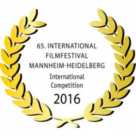 65th International Filmfestival Mannheim-Heidelberg.4 to 19 November 2016.