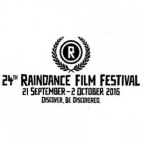 24th Raindance Film Festival  in the main competition section in London's West End from September 21st – October 2nd, 2016